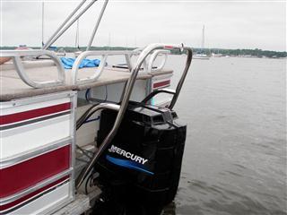 Pontoon Boat Ski Tow Bar >> Ski Tow Bar Pontoon Boat Deck Boat Forum